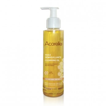 acorelle cleansing oil