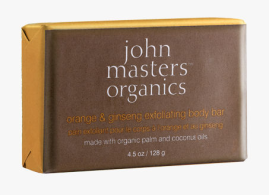JMO exfoliating bar